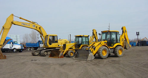 Excavating & Remediation Services
